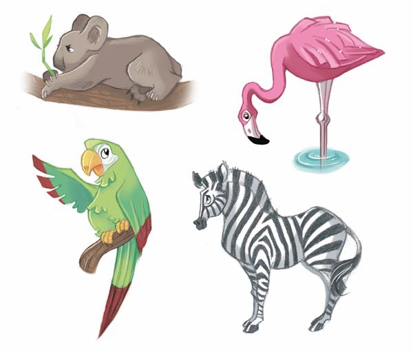 Dessins en couleurs imprimer animaux num ro 274775 - Animaux a imprimer en couleur ...