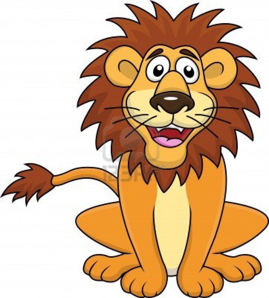 Dessins En Couleurs A Imprimer Lion Numero 212304