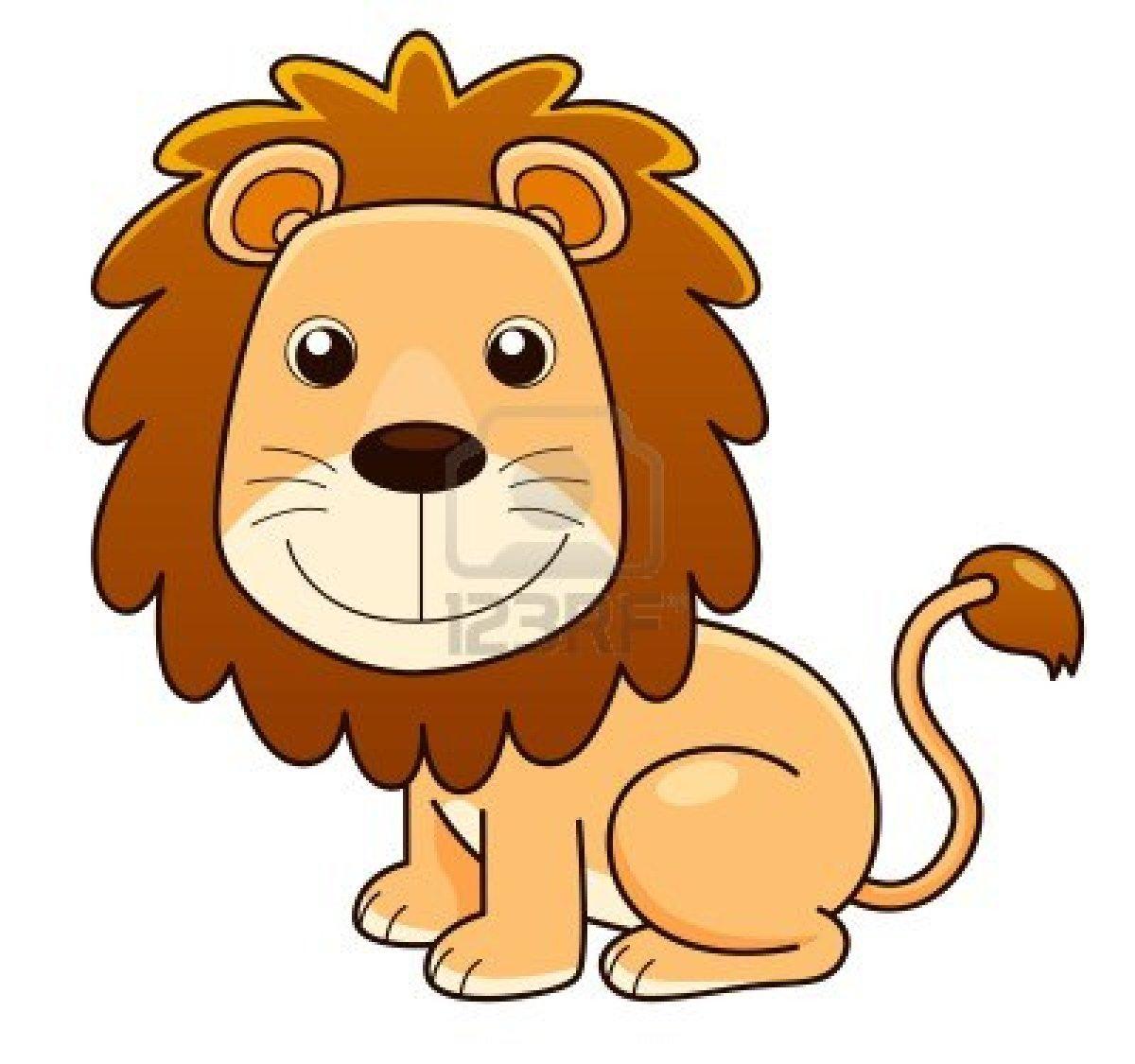 Dessins En Couleurs A Imprimer Lion Numero 74131