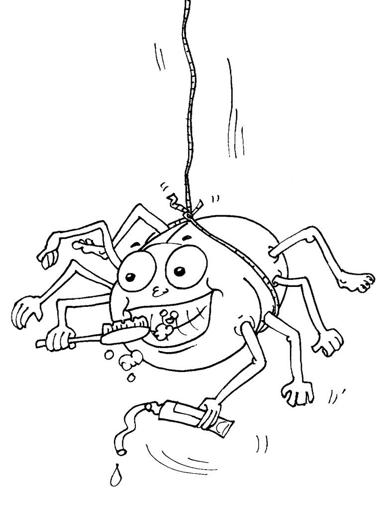 Coloriages à imprimer : Arachnides, numéro : 56146