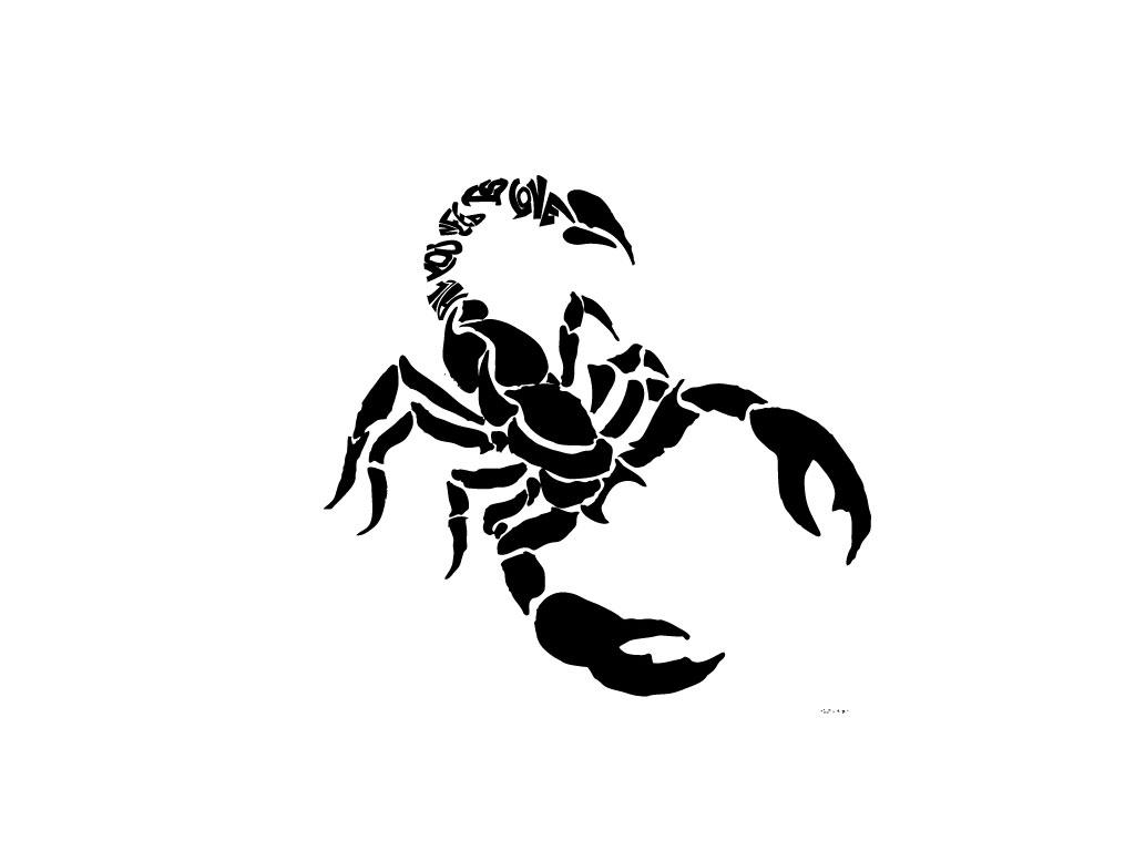 Coloriages à imprimer : Scorpion, numéro : 26236