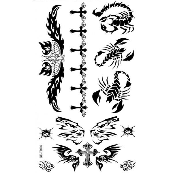 Coloriages à imprimer : Scorpion, numéro : 26239