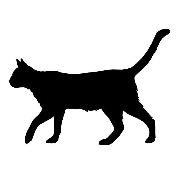 Coloriage Chat Blanc.Coloriages A Imprimer Chat Numero 145678