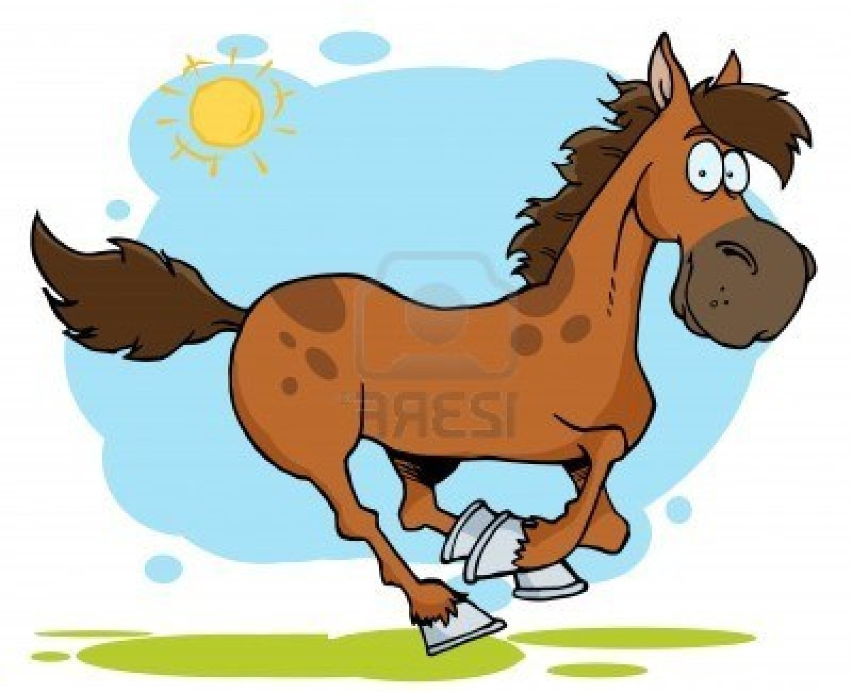 Dessins en couleurs imprimer cheval num ro 216636 - Cheval dessin couleur ...