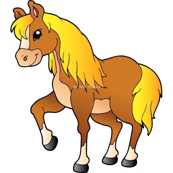 Dessins en couleurs imprimer cheval num ro 592177 - Clipart cheval ...