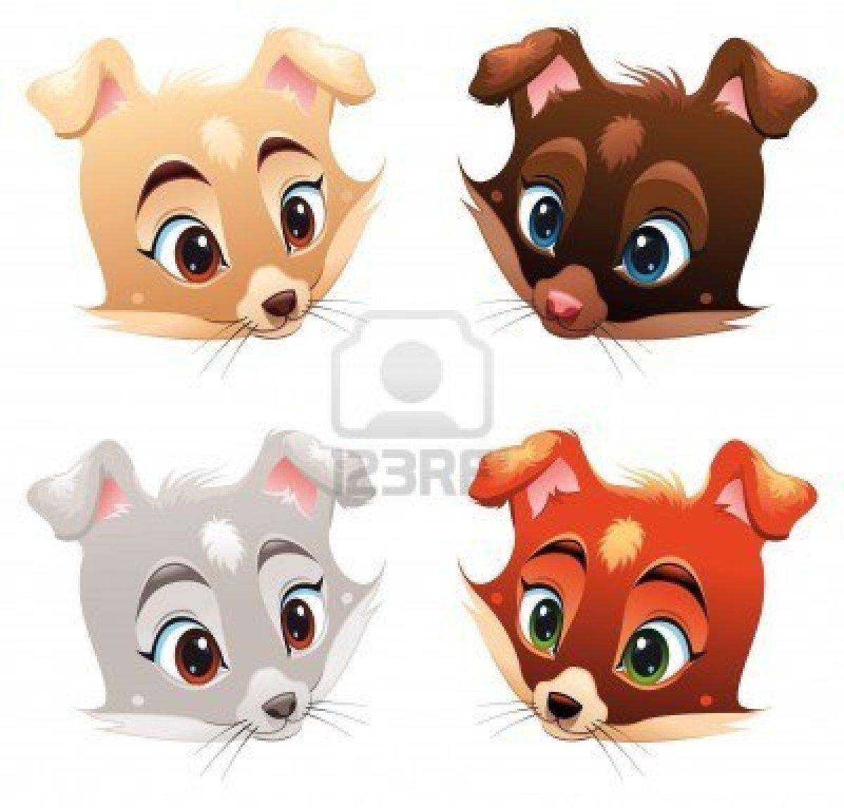 Dessins en couleurs imprimer chien num ro 23432 - Coloriage de chiot a imprimer ...