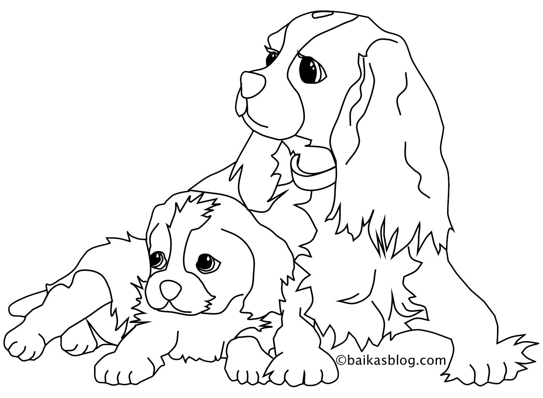 Coloriages imprimer chien num ro 614120 - Dessiner un yorkshire ...