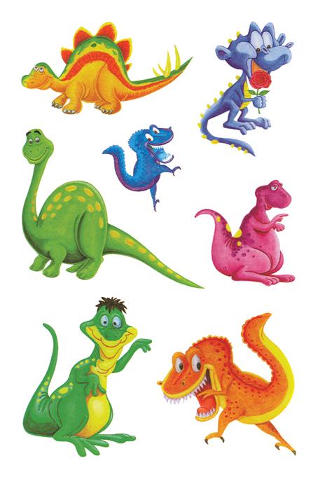 Coloriage couleur dinosaure - Dessins de dinosaures ...