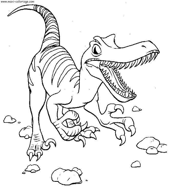 Assez à imprimer : Animaux - Dinosaures numéro 209536 YV35