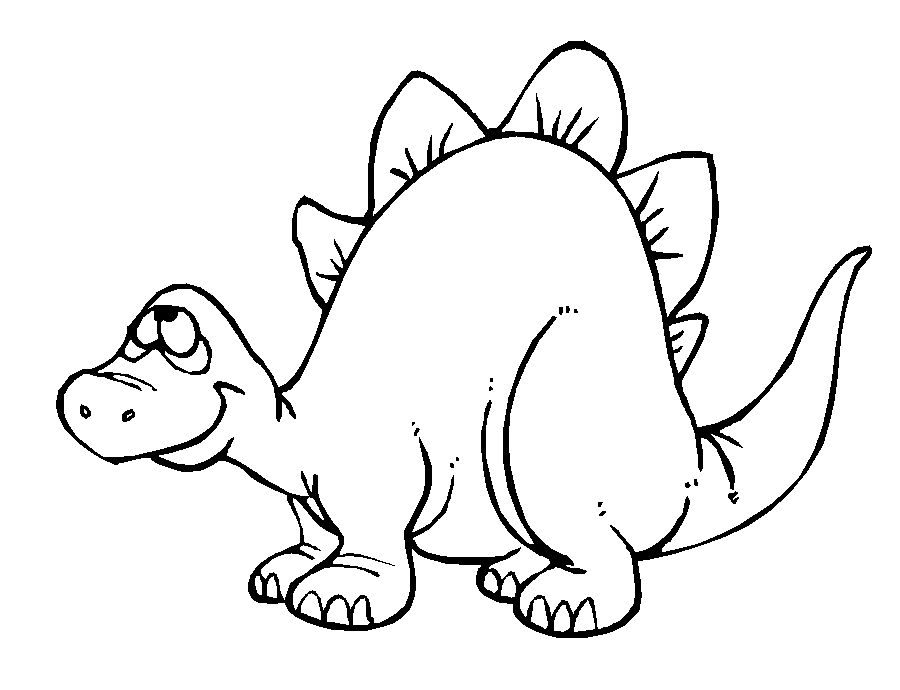 Coloriages à imprimer : Dinosaures, numéro : 226675