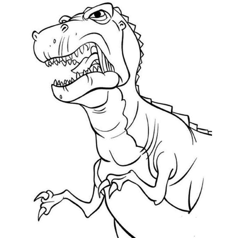 Coloriages imprimer pterodactyle num ro 333291 - Dessin de tyrannosaure ...