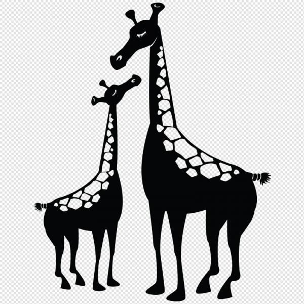 Coloriages à imprimer : Girafe, numéro : 754233