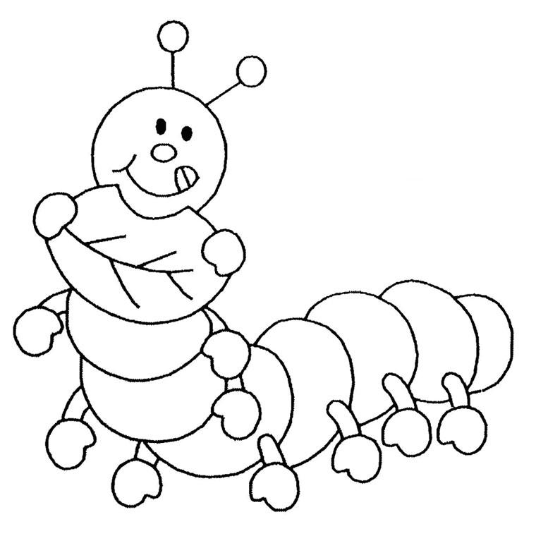 Coloriages imprimer insectes num ro 23809 - Dessin coccinelle facile ...