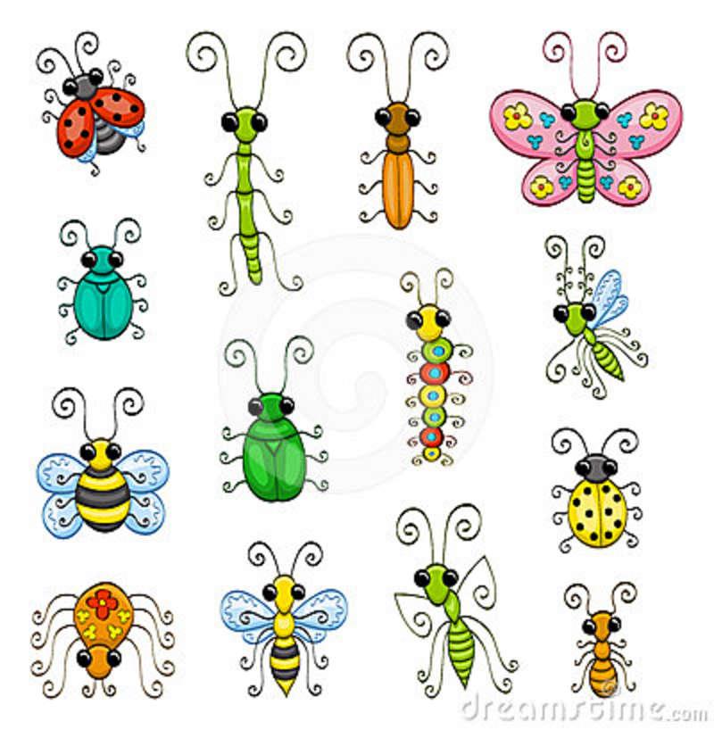 Dessins en couleurs imprimer insectes num ro 361171 - Dessin coccinelle facile ...
