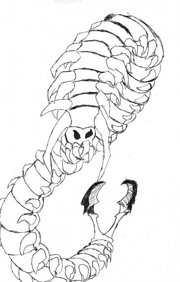 Coloriages à imprimer : Insectes, numéro : 83936