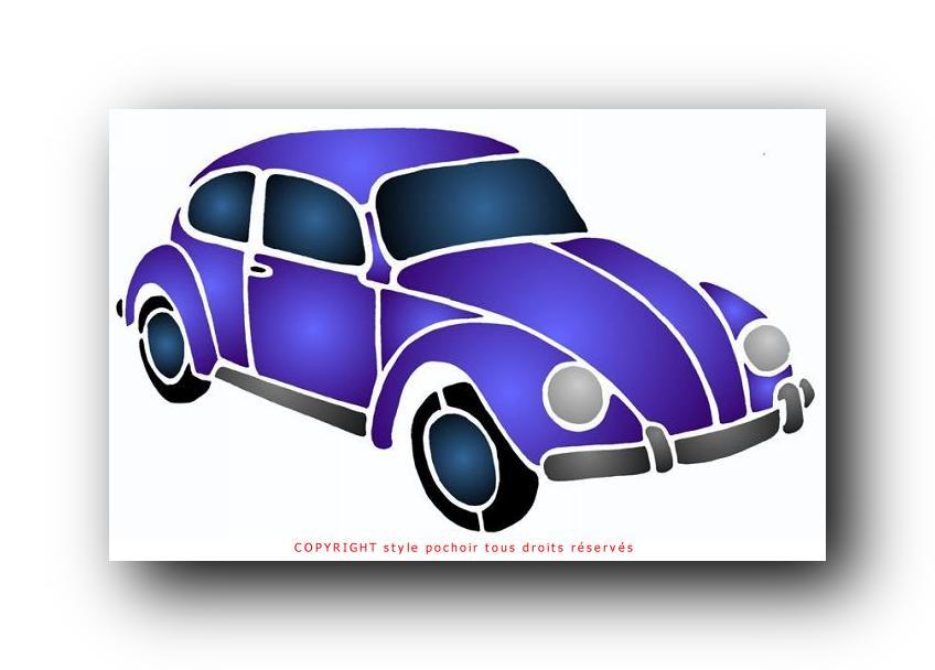 Dessins en couleurs imprimer coccinelle num ro 74011 - Dessin coccinelle voiture ...