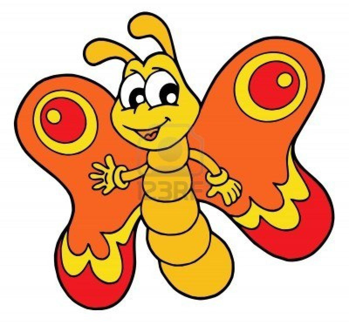 Exceptionnel en couleurs à imprimer : Animaux - Insectes - Papillon numéro 165866 ES38