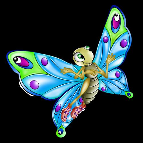 Dessin Papillon En Couleur dessins en couleurs à imprimer : papillon, numéro : 476853