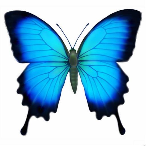 Dessins en couleurs imprimer papillon num ro 548259 - Papillon dessin couleur ...