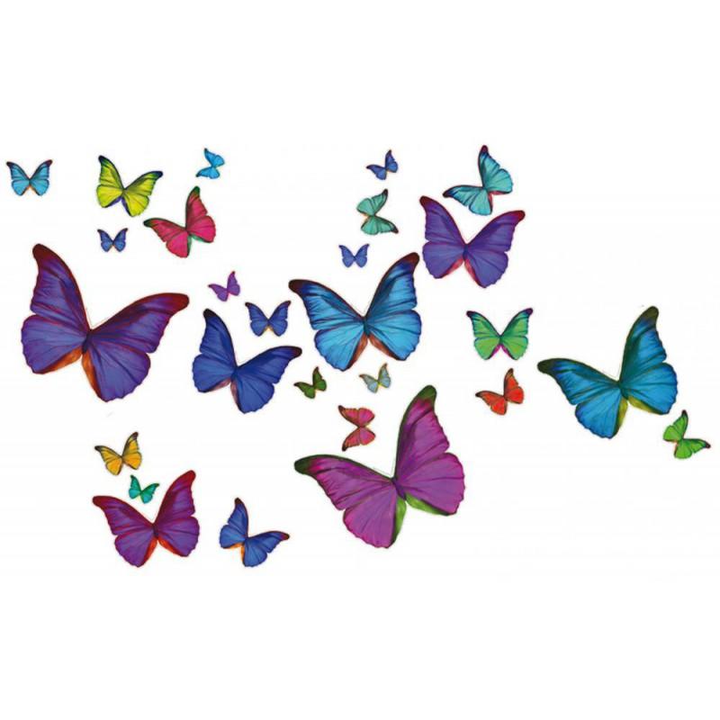 Papillons - Papillon imprimer ...