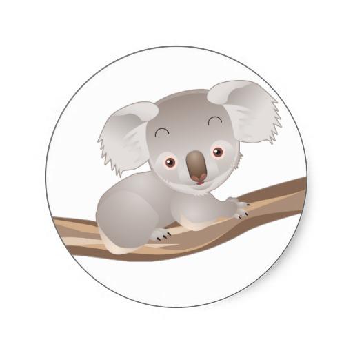 Dessins En Couleurs A Imprimer Koala Numero 602443