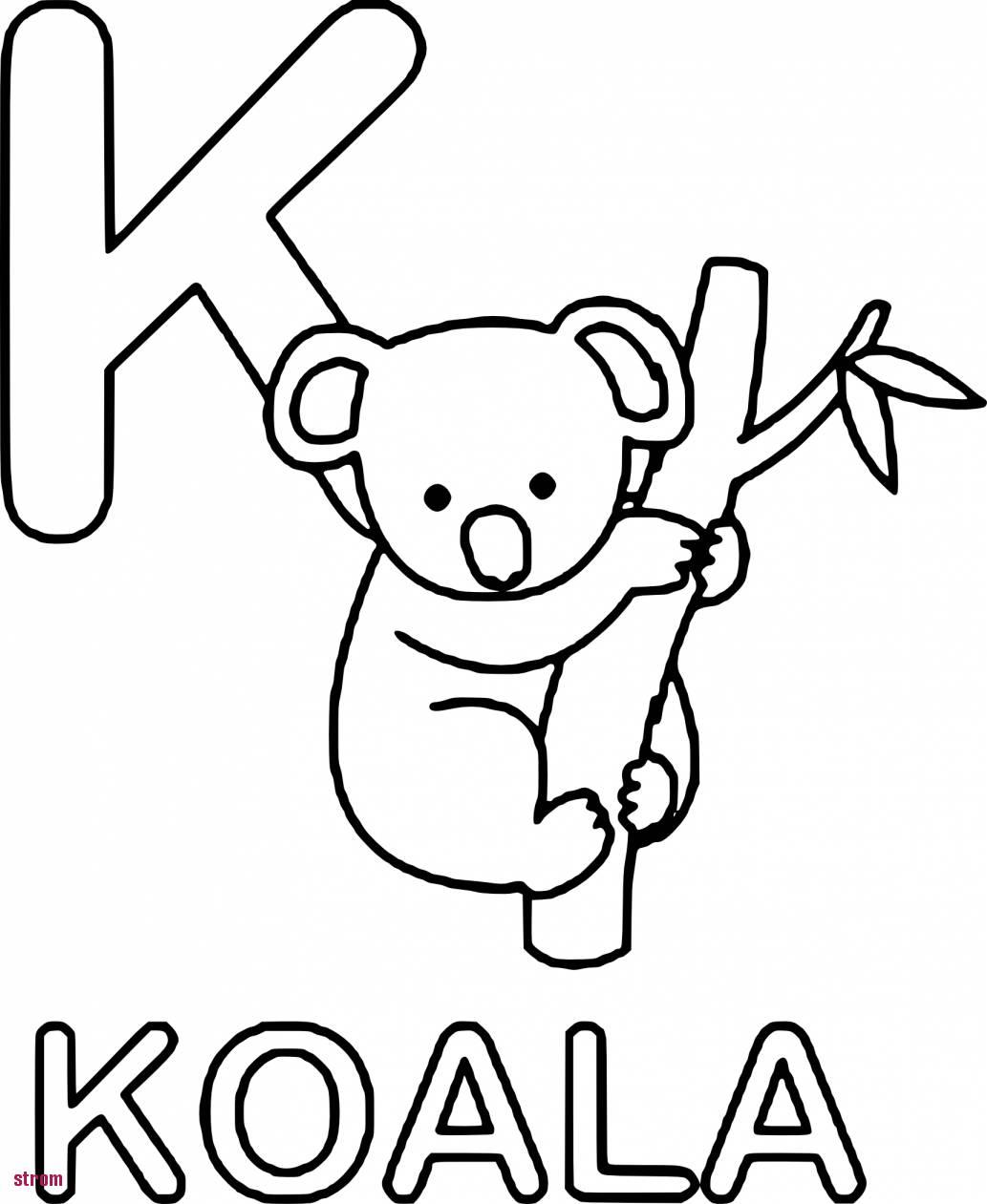 Coloriages à imprimer : Koala, numéro : ab8562c8
