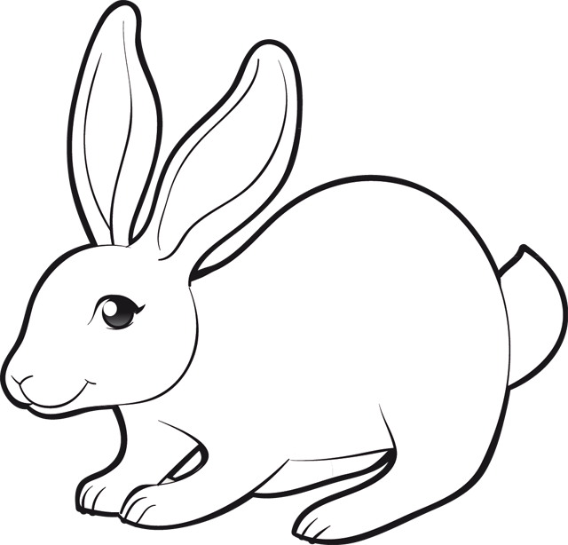 Dessins en couleurs imprimer lapin num ro 156796 - Lapin a dessiner ...