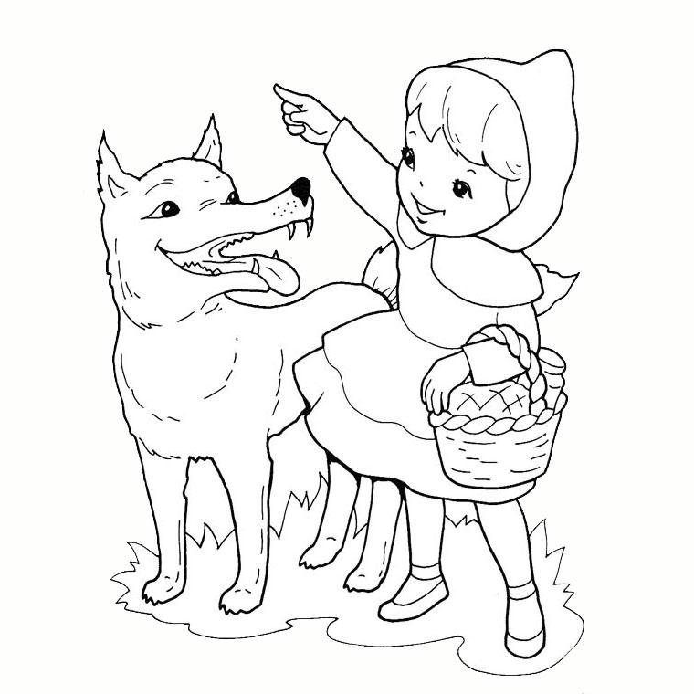Coloriages à imprimer : Loup, numéro : 16833