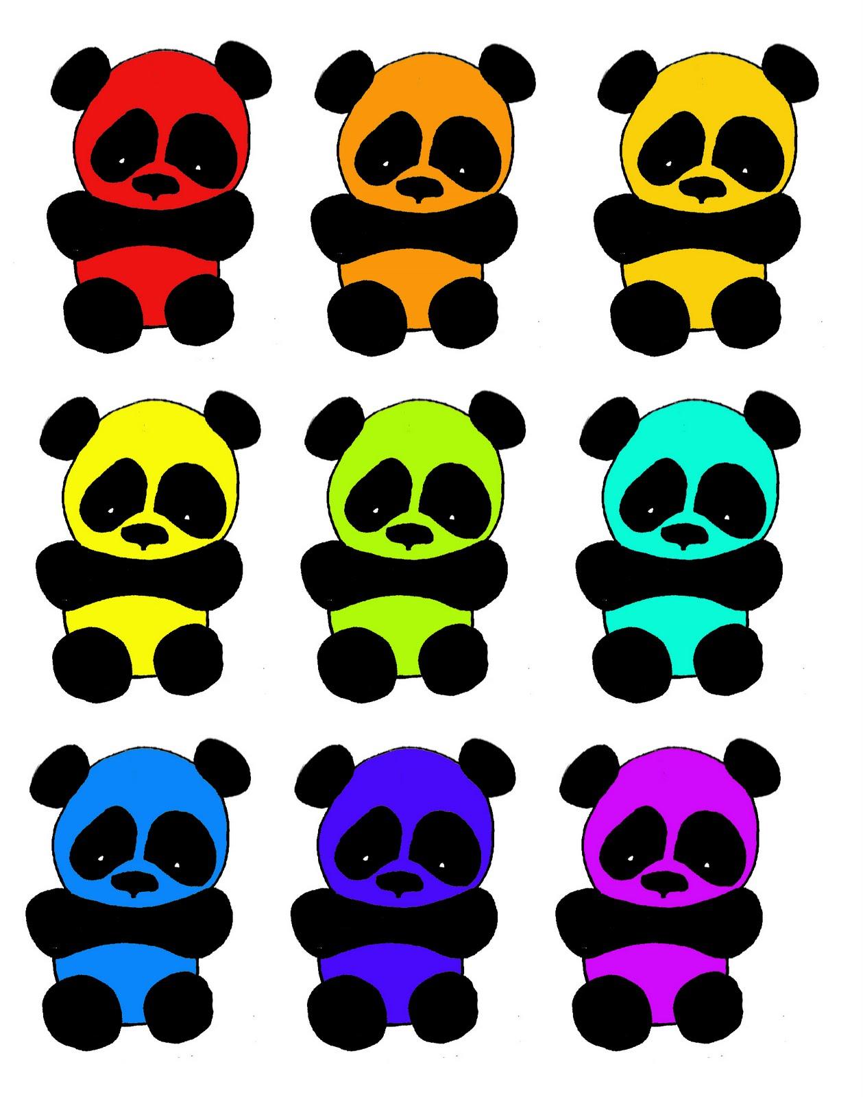 Dessins en couleurs imprimer panda num ro 108800 - Image de panda a imprimer ...