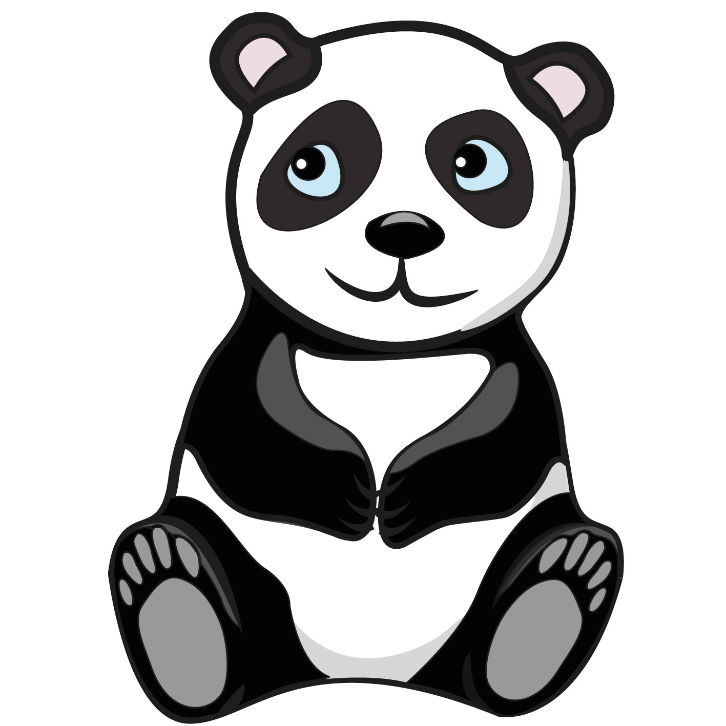 Dessins en couleurs imprimer panda num ro 286388 - Dessins de panda ...