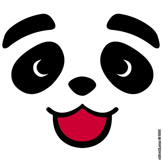 Dessins En Couleurs A Imprimer Panda Numero 599639