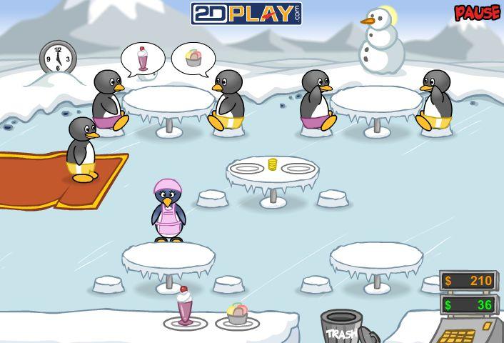 Dessins en couleurs à imprimer : Pinguoin, numéro : 598273