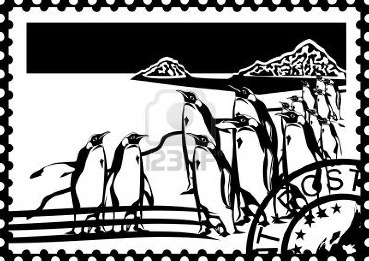 Coloriages à imprimer : Pinguoin, numéro : 601575