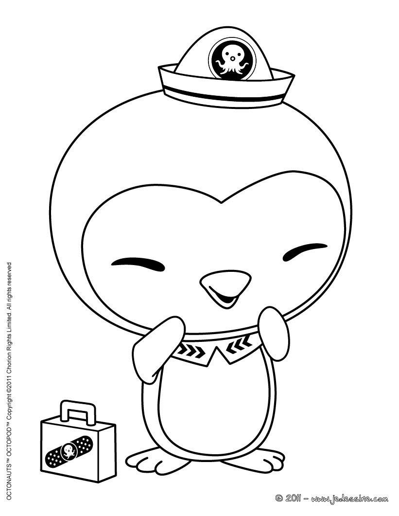 Coloriages à imprimer : Pinguoin, numéro : c6bee6db
