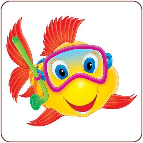 Dessins en couleurs imprimer poisson num ro 20711 - Poisson dessin couleur ...