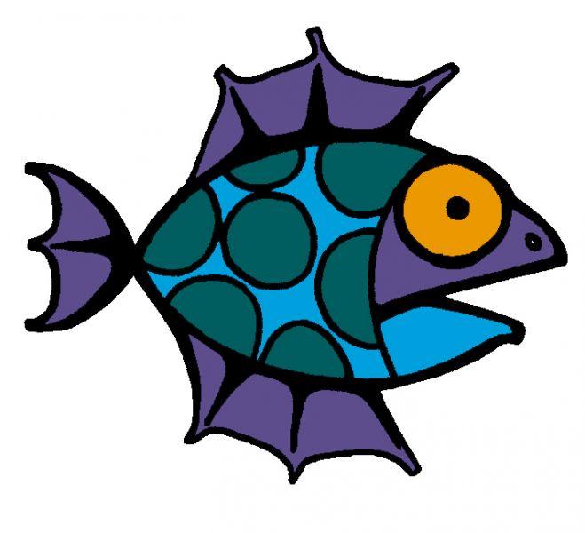 Dessins en couleurs imprimer poisson num ro 26412 - Poisson dessin couleur ...