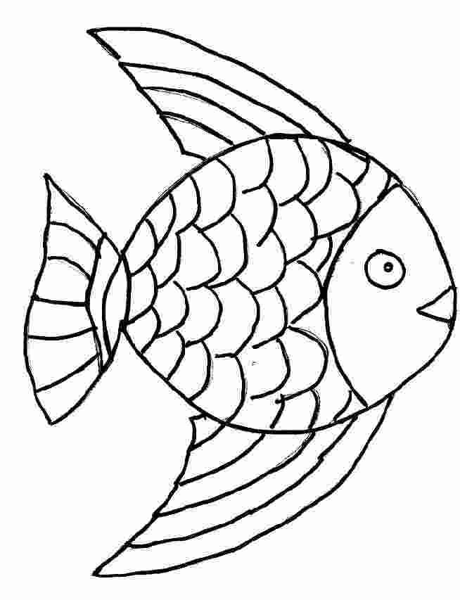 Coloriages à imprimer : Poisson, numéro : 4070