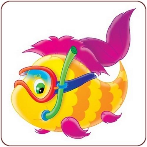 Dessins en couleurs imprimer poisson num ro 624058 - Poisson dessin couleur ...