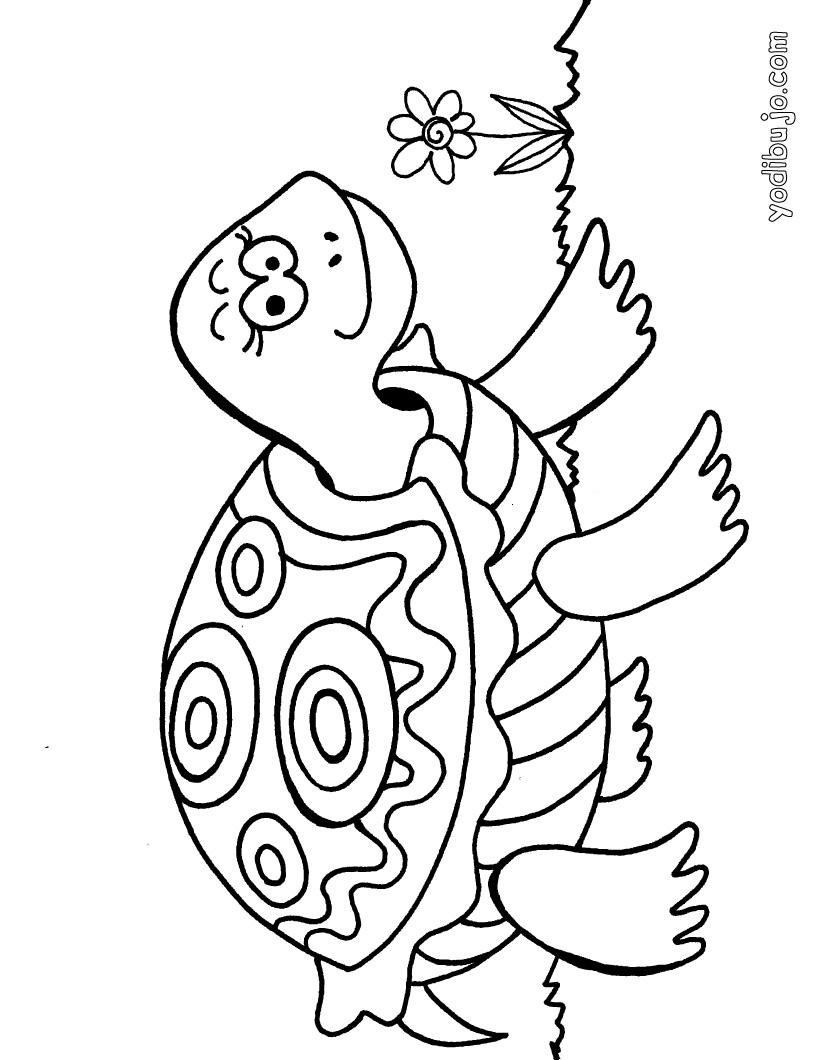 Coloriages à imprimer : Reptiles, numéro : 23970