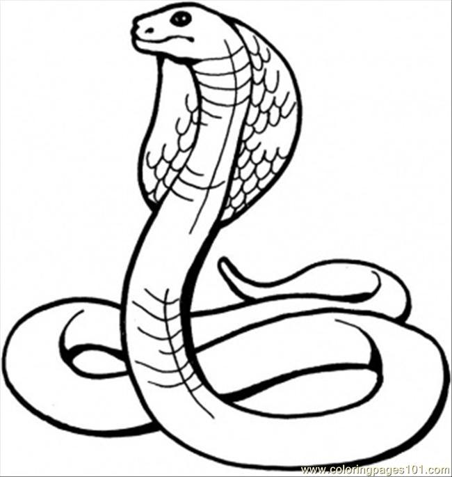 Coloriages à imprimer : Reptiles, numéro : 27138
