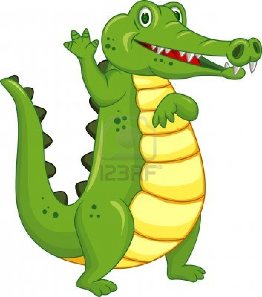 Dessins en couleurs imprimer crocodile num ro 74266 - Dessin anime de crocodile ...
