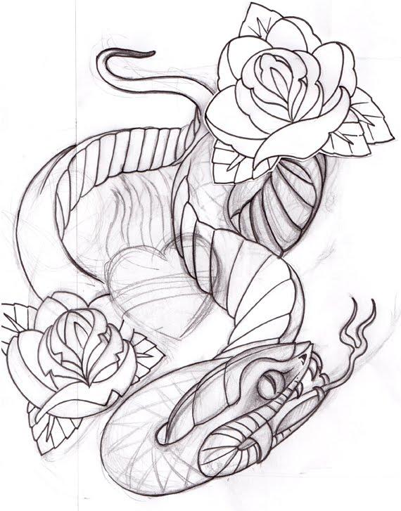 Dessins en couleurs imprimer serpent num ro 22735 - Dessin de serpent ...