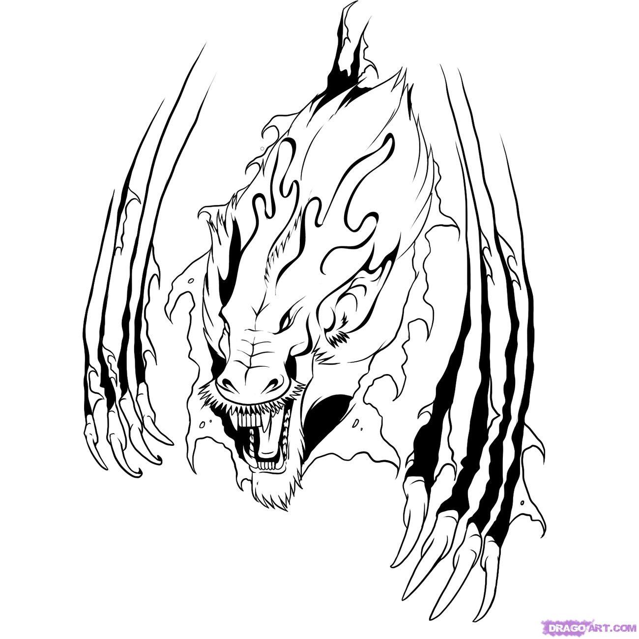 Tattoo Ideas Easy To Draw: Coloriages à Imprimer : Serpent, Numéro : 25854