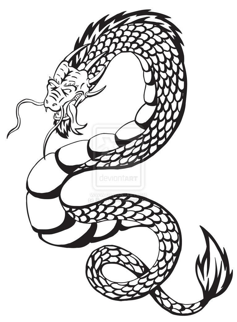 Dessins en couleurs imprimer serpent num ro 74327 - Dessin de serpent ...