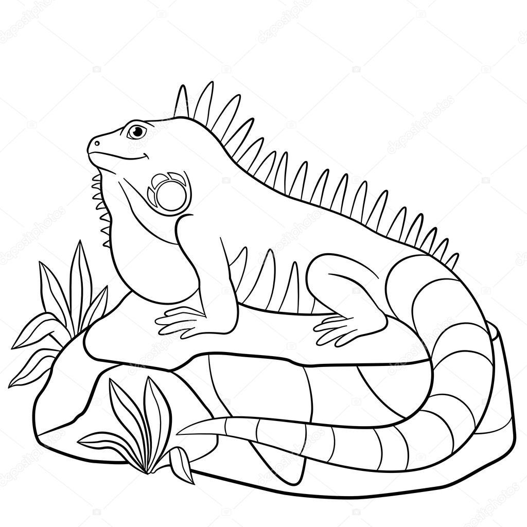 Coloriages à imprimer : Reptiles, numéro : ebece2b5