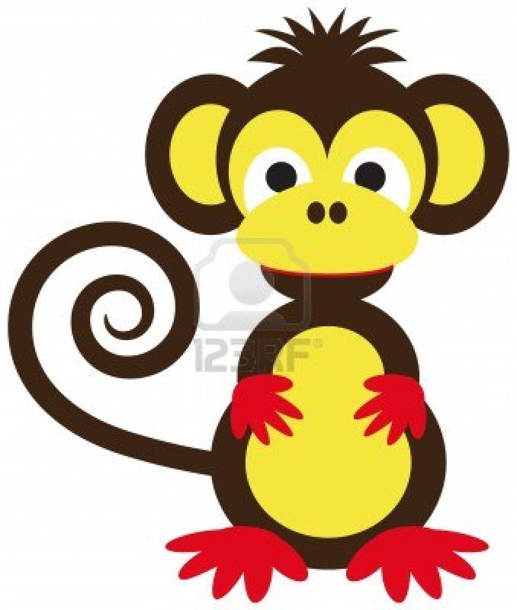 Dessins en couleurs imprimer singe num ro 108771 - Animaux a imprimer en couleur ...