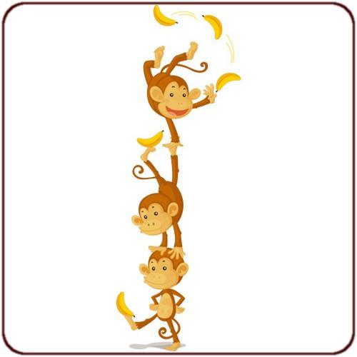 Dessins en couleurs imprimer singe num ro 497351 - Dessin de girafe en couleur ...