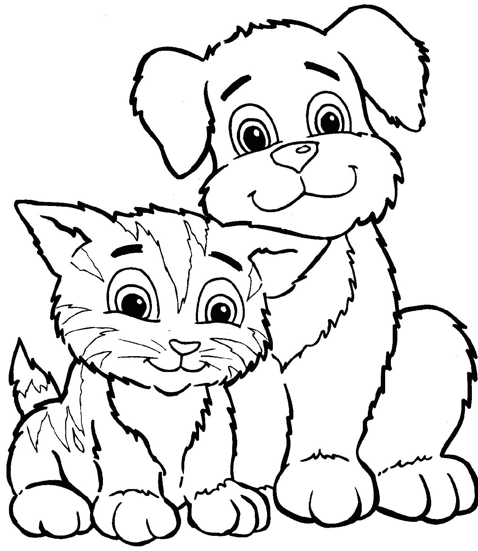 Coloriages à imprimer : Animaux, numéro : ba66b413