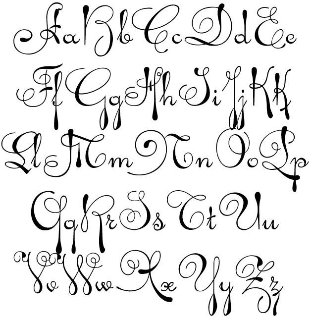 Coloriages à imprimer : Alphabet, numéro : 294520