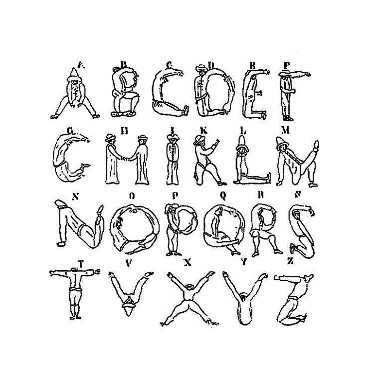 Coloriages à imprimer : Alphabet, numéro : 57298